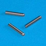 These Nickel 200 lighting components are 0.330 long, with a .060 OD and a .025 hole.